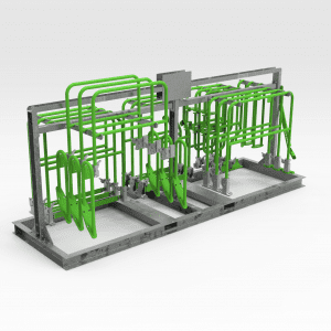 Caterpillar 1700 Handrail Storage Rack