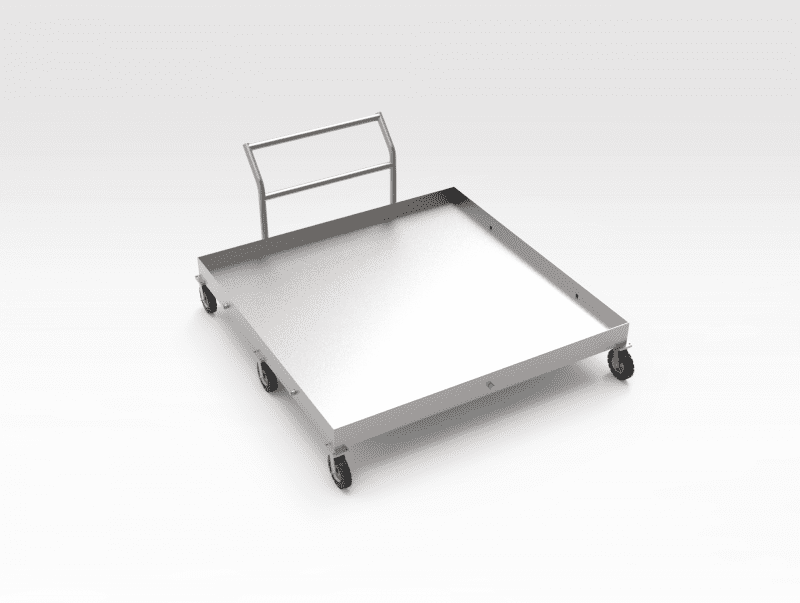 Mobile Oil Drip Tray