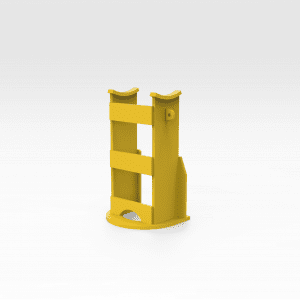 Caterpillar 993 Lift Cylinder Support Stands