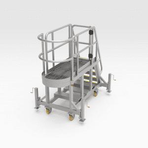 LeTourneau L1850 Lower Artic Access Platform