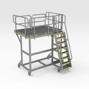 Surge Bin Access Platform