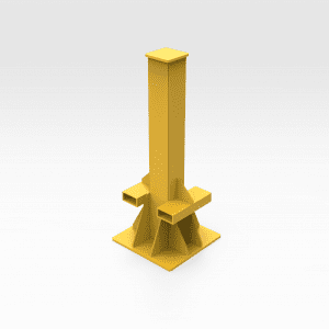 50T Work Stand 1700mm