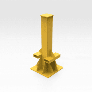 50T Work Stand 1600mm
