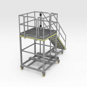 Access Platform 2100mm
