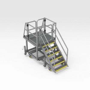 Chute Access Platform 1200mm