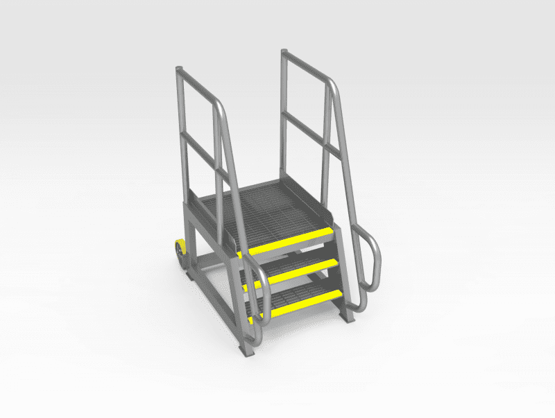 Access Step Platform 650mmH