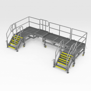 Epiroc ST14 Universal Adjustable Platform