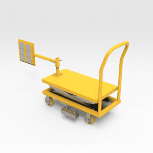 Lancing Tyre Protection Trolley