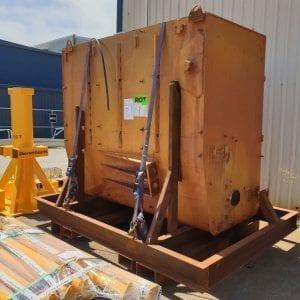 Caterpillar 793F Fuel Tank Refurbishment