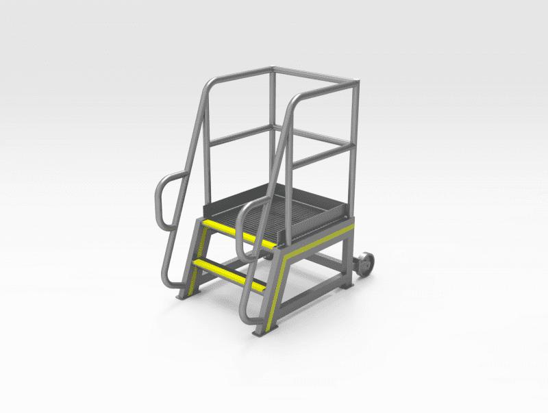 Access Step Platform 580mm