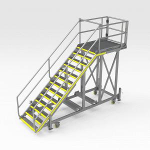 Access Platform 2500mm