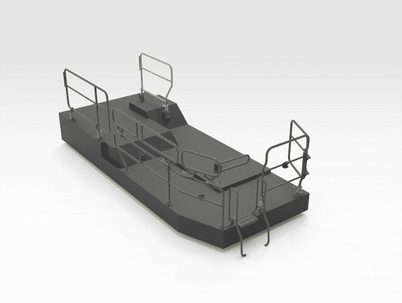 5000139 SANDVIK TH663 Isometric