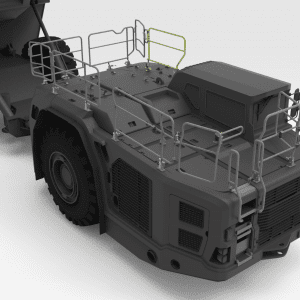 5000139 TH663 SANDVIK Front Low Folding