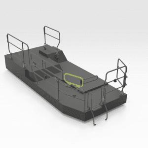 5000143 SANDVIK TH663 Isometric