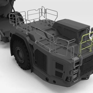 5000144 TH663 SANDVIK Front Low Folding