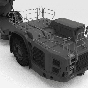 5000173 TH663 SANDVIK Front Low Folding