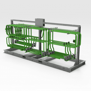5502897 MT65 Storage Rack RH
