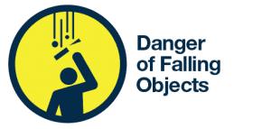 Danger of Falling Objetcs