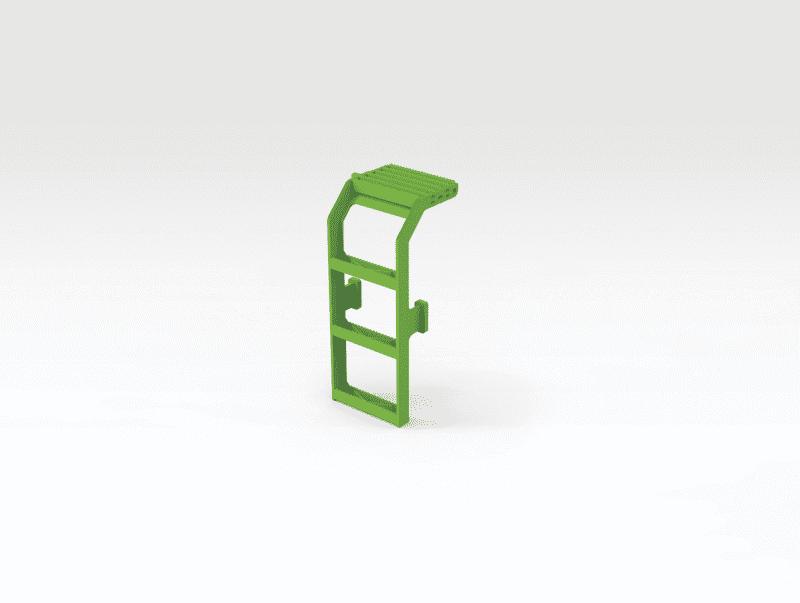 CAT AD60 Ladder