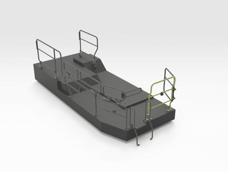 SANDVIK TH551 Isometric