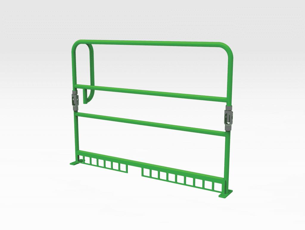 5001796 EPIROC ATLAS MT6020 Handrail