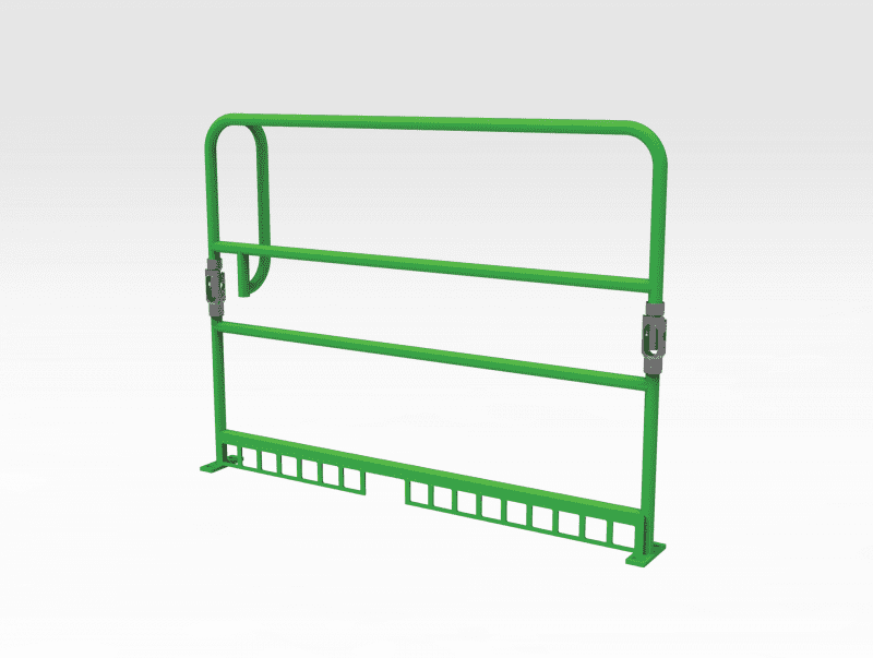 EPIROC ATLAS MT6020 Handrail