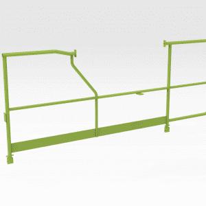 5600106 LH517 SANDVIK Handrail