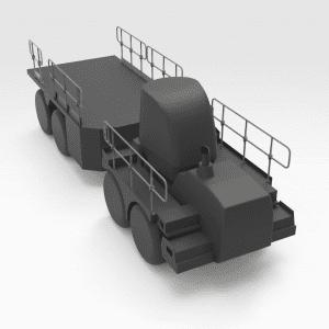 5600250 Rhino Handrail