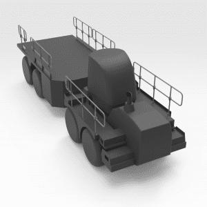 Rhino Kickplate RH Rear
