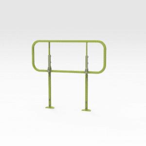 Sandvik Rhino Handrail