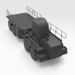 Rhino Handrail RH Rear No.1