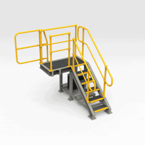 Bucket Repair Access Platform
