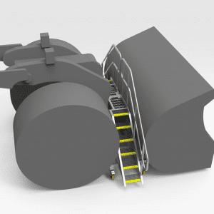 Caterpillar Lifting Arm Access Platforms