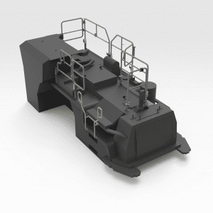 5600333 Sandvik LH307 Isometric